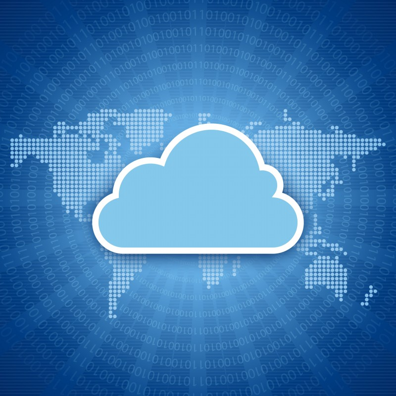 Clouds Computing-Illustration