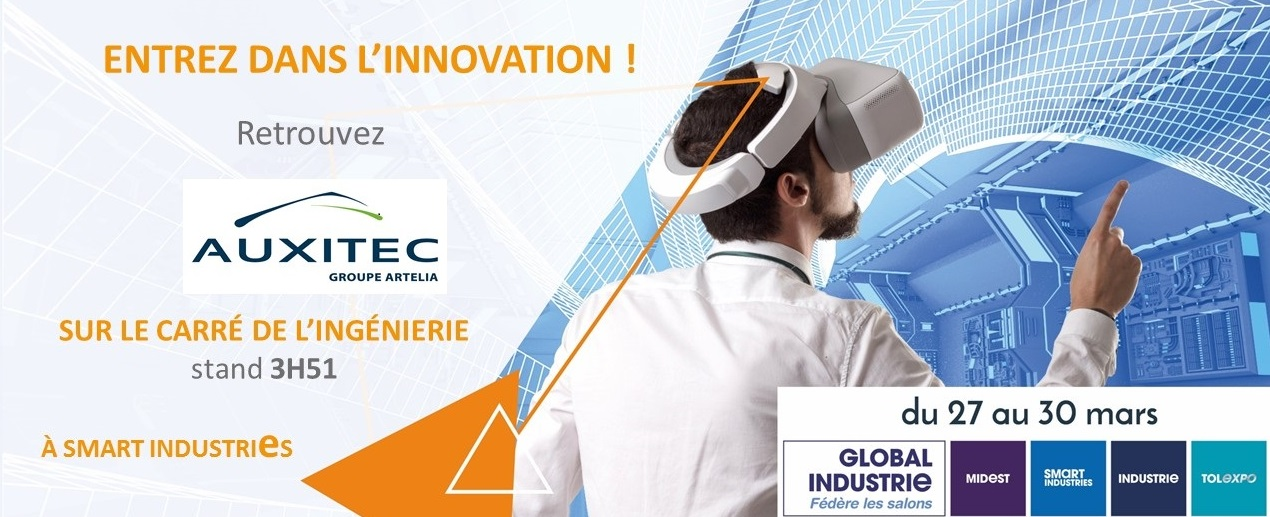 BANNIERE SALON SMART INDUSTRIE